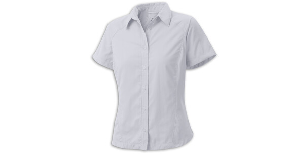 Columbia Omni-Dry Silver Ridge III Shirt white